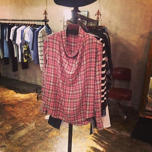 LAD MUSICIAN MODARL CHECK SHIRTラッドミュージシャンのオンブレチェック柄のプルオーバーシャツ。#ladmusician #ラッドミュージシャン #mood #alleyonlineshop #alleycompany #follow #fashion #followme #fashiongram #instagood #instafollow #instafashion #ファッション #shirts #check #通販 #宇都宮 #栃木 #good #likes - from Instagram