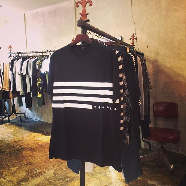 LAD MUSICIAN PERMANENT ROCKER BIG T-SHIRTラッドミュージシャンのビッグシルエットTシャツ。色違いホワイト。パーマネントロッカー。#ladmusician #ラッドミュージシャン #permanent #mood #alleycompany #alleyonlineshop #tシャツ #tshirt #fashion #follow #followme #instafollow #instagood #instacool #instafashion #栃木 #通販 #宇都宮 #セレクトショップ #like - from Instagram