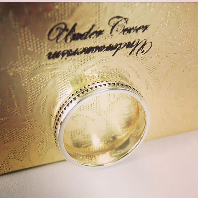 UNDERCOVER SILVER RING GIZ UCQ4R01アンダーカバーのシルバー925製リング。#undercover #アンダーカバー #undercoverism #アンダーカバーイズム #ring #リング #アクセサリー #ファッション #シルバー #accessory #silver #通販 #栃木 #宇都宮 #instamood #instacool #instafashion - from Instagram
