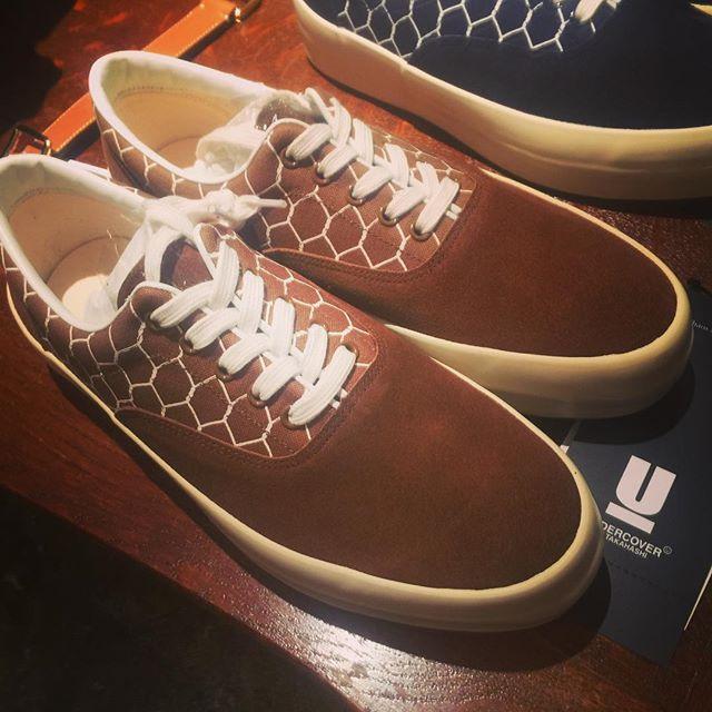 UNDERCOVER UCR4F02-3 sneakersアンダーカバーのキャンバスとスウェードのコンビスニーカー。#undercover #undercoverism #アンダーカバーイズム #アンダーカバー #mood #alleycompany #alleyonlineshop #sneakers #スニーカー #fashiongram #fashion #ファッション #メンズファッション #ファッションアイテム #instafollow #instacool #instafashion #instagood #通販 #栃木 #宇都宮 - from Instagram