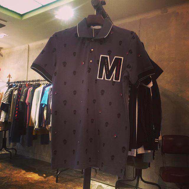 MARK&LONA confusion polo ML-16W-P05マークアンドロナの胸のMワッペンが特徴的なポロ。#markandlona #マークアンドロナ #mood #alleycompany #alleyonlineshop #polo #poloshirt #poloshirts #ポロシャツ #golf #ゴルフ #golfwear #ゴルフウェア #fashion #fashiongram #instafashion #instagood #instacool #ファッション #メンズファッション #ファッションアイテム #宇都宮 #栃木 #通販 #セレクトショップ - from Instagram