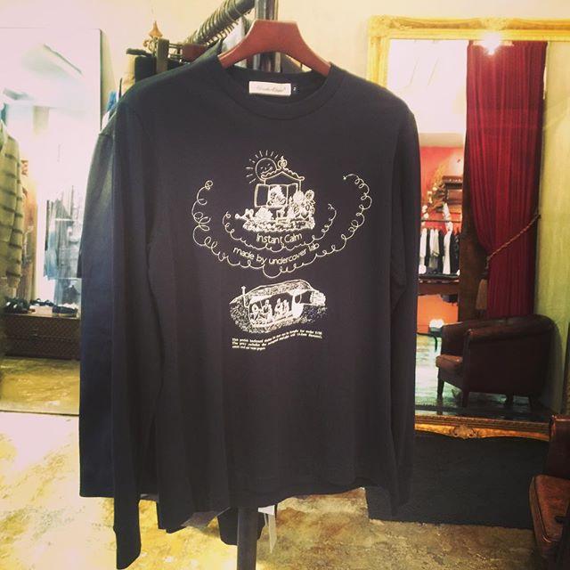 UNDERCOVER underground long sleeve T-shirtsアンダーカバーの長袖Tシャツ。#UNDERCOVER #undercoverism #アンダーカバー #アンダーカバーイズム #mood #alleycompany #alleyonlineshop #tshirts #tshirt #tシャツ #ロンt #ファッション #メンズファッション #ファッションアイテム #instafashion #instagood #instalike #instacool #通販可能 #通販 #栃木 #宇都宮 #新作 #お洒落さんと繋がりたい #お洒落 #2016aw #秋服 #洋服 #お洒落さんと繋がりたい #繋がりたい - from Instagram