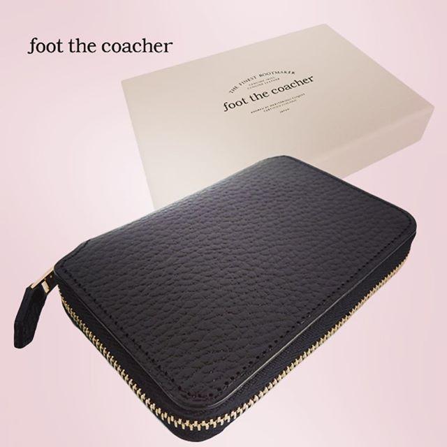 foot the coacher SHORT ZIP WALLET BLACK/L.GOLD フットザコーチャーのショートジップウォレット。ロングやスクウェアモデルも。#footthecoacher #フットザコーチャー #mood #alleycompany #alleyonlineshop #セレクトショップ #サイフ #財布 #ラウンドファスナー #wallet #レザー #fashion #fashiongram #メンズファッション #ファッション #ファッションアイテム #instafashion #instagood #instalike #instacool #栃木 #宇都宮 #お洒落さんと繋がりたい #おしゃれさんと繋がりたい #r_fashion #通販 - from Instagram