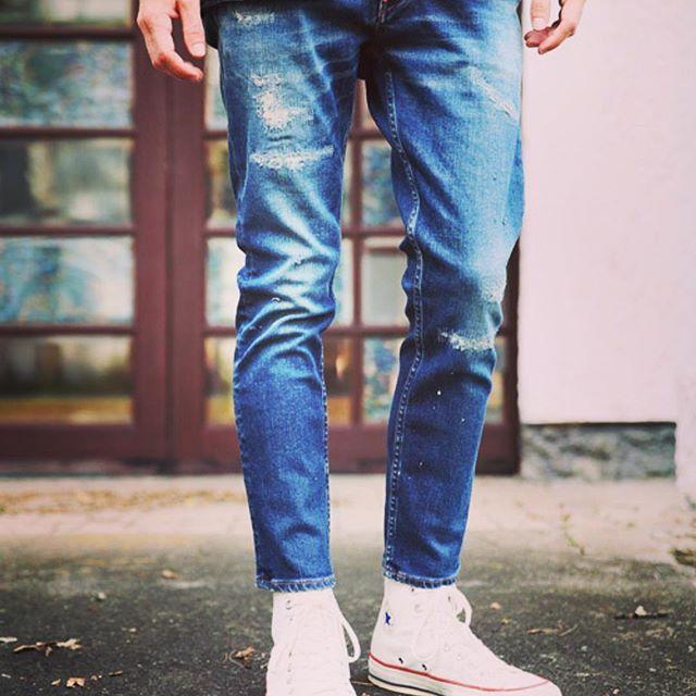MR.OLIVE SUPER STRETCH INDIGO DENIM / DAMAGE ANKLE CUT SLIM PANTS#mrolive #ミスターオリーブ #mood #alleycompany #alleyonlineshop #denim #jeans #pants #デニム #ジーンズ #パンツ #fashion #fashiongram #ファッション #メンズファッション #r_fashion #instafashion #instacool #instalike #instagood #宇都宮 #栃木 #セレクトショップ #お洒落さんと繋がりたい #お洒落な人と繋がりたい #おしゃれさんと繋がりたい - from Instagram