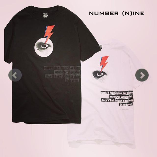 NUMBER (N)INE ナンバーナイン T-SHRTS_3D#1_ROCK BH2NT004 / numbernine Tシャツ#numbernine #ナンバーナイン #mood #alleycompany #alleyonlineshop #tshirt #tシャツ #fashion #fashiongram #instafashion #instacool #r_fashion #栃木 #宇都宮 #宇都宮セレクトショップ #通販 #おしゃれな人と繋がりたい #おしゃれさんと繋がりたい #お洒落さんと繋がりたい #お洒落な人と繋がりたい #プリントtシャツ - from Instagram