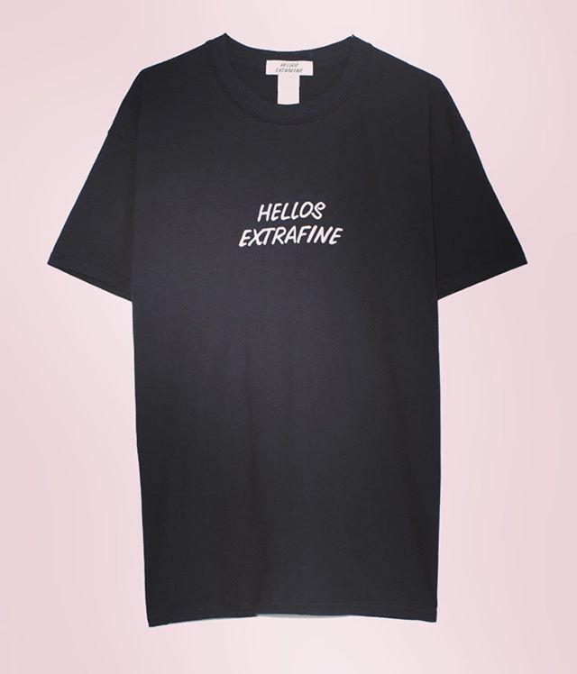 HELLOS EXTRAFINE ハローズエクストラファイン Tシャツ ブラック Logo crew neck H/S T shirt 9183-11-002#hellosextrafine #ハローズエクストラファイン #mood #alleycompany #alleyonlineshop #tshirt #tシャツ #fashion #mensfashion #fashongram #instafashion #instagood #宇都宮 #栃木 #セレクトショップ #通販 #おしゃれさんと繋がりたい #おしゃれな人と繋がりたい #お洒落さんと繋がりたい #お洒落な人と繋がりたい - from Instagram