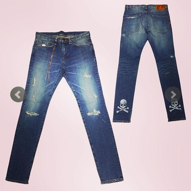mastermind JAPAN マスターマインドジャパン スリムデニムパンツ MJ17P01-PA019-001#mastermindjapan #マスターマインドジャパン #mastermind #マスターマインド #mood #alleycompany #alleyonlineshop #denim #jeans #デニム #ジーンズ #pants #パンツ #mensfashion #fashiongram #fashion #メンズファッション #ファッション #宇都宮 #栃木 #通販 #セレクトショップ #お洒落な人と繋がりたい #お洒落さんと繋がりたい #おしゃれな人と繋がりたい #おしゃれさんと繋がりたい