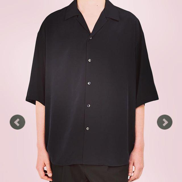 LAD MUSICIAN ラッドミュージシャン オープンカラー半袖ビッグシャツ OPEN COLLAR BIG SHIRT BLACK 2318-104#ladmusician #ラッドミュージシャン #mood #alleycompany #alleyonlineshop #shirt #shirts #シャツ #半袖シャツ #ビッグシャツ #fashion #fashiongram #mensfashion #instafashion #ファッション #メンズファッション #メンズ #通販 #セレクトショップ #宇都宮 #栃木 #お洒落な人と繋がりたい #お洒落さんと繋がりたい #おしゃれさんと繋がりたい #お洒落好きな人と繋がりたい #新作 #春夏