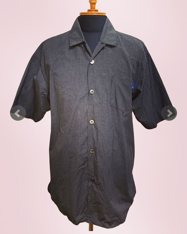 UNDERCOVER アンダーカバー オープンカラーシャツ 半袖 ブラック UCU4407-2@alleyonlineshop ショップと記事のチェックはこちら!この夏着たい開襟シャツ。ゆるめなサイジング。#undercover #アンダーカバー #shirt #シャツ #半袖シャツ #開襟シャツ #オープンカラーシャツ #fashion #fashiongram #instafashion #mensfashion #ファッション #メンズファッション #通販 #通販サイト #宇都宮 #栃木 #セレクトショップ #お洒落な人と繋がりたい #おしゃれさんと繋がりたい #お洒落さんと繋がりたい #お洒落好きな人と繋がりたい #mood #ムード #alleycompany #alleyonlineshop #夏物