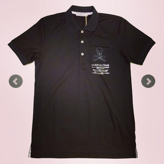 MARK&LONA マークアンドロナ ポロシャツ ブラック FLAUNT POLO|MEN ML-18S-P17 *@alleyonlineshop *#markandlona #マークアンドロナ #golf #golfwear #ゴルフ #ゴルフウェア #ポロシャツ #poloshirt #通販 #宇都宮 #栃木 #セレクトショップ #fashion #fashiongram #instafashion #mensfashion #メンズファッション #お洒落さんと繋がりたい #おしゃれさんと繋がりたい #alleyonlineshop #alleycompany #mood