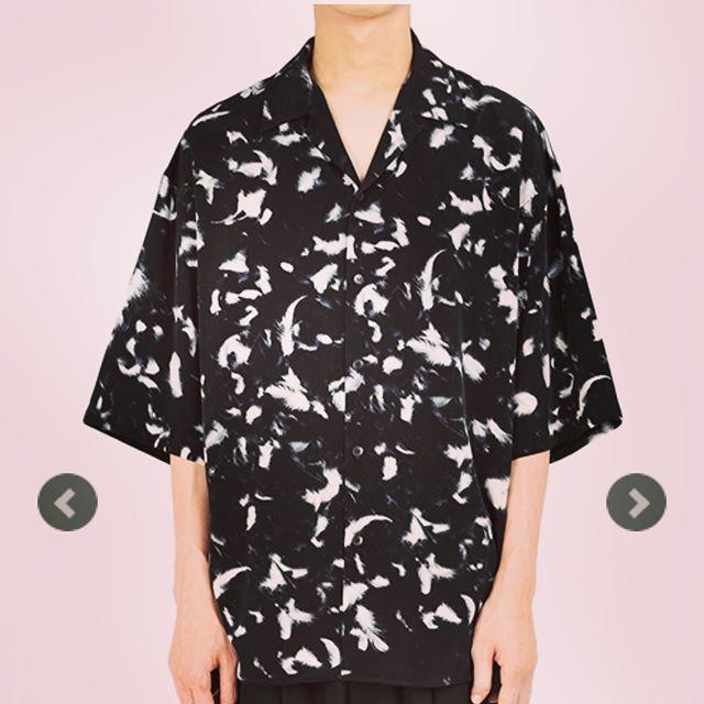 LAD MUSICIAN ラッドミュージシャン オープンカラービッグシャツ ブラックxホワイト OPEN COLLAR BIG SHIRT 2318-114 *@alleyonlineshop *#ladmusician #ladmusician好きと繋がりたい #ラッドミュージシャン #通販 #メンズファッション #ストリートファッション #ファッション #instafashion #fashiongram #fashion #シャツ #半袖シャツ #ビッグシャツ #お洒落 #お洒落さんと繋がりたい #おしゃれな人と繋がりたい #おしゃれさんと繋がりたい #alleyonlineshop #alleycompany #mood #栃木 #宇都宮 #セレクトショップ