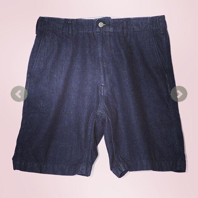 HELLOS EXTRAFINE ハローズエクストラファイン Rinsed Denim Shorts リンスドデニム ショートパンツ 9181-60-007 *@alleyonlineshop *#hellosextrafine #ハローズエクストラファイン #ショートパンツ #shortpants #ショーツ #デニム #denim #メンズファッション #ストリートファッション #ファッション #instafashion #mensfashion #fashion #fashiongram #セレクトショップ #栃木 #宇都宮 #alleyonlineshop #alleycompany #mood #お洒落さんと繋がりたい #おしゃれさんと繋がりたい #オシャレ