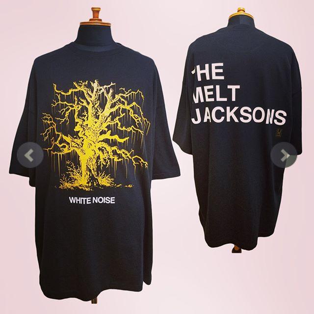 *UNDERCOVER アンダーカバー ビッグTシャツ ブラック MELTJACKSONS UCU4893-5 *@alleyonlineshop ショップページと過去記事はこちらから*#undercover #アンダーカバー #alleycompany #alleyonlineshop #tshirt #tシャツ #ビッグt #fashion #fashiongram #instafashion #mensfashion #ファッション #メンズファッション #ストリートファッション #streetfashion #通販 #セレクトショップ #栃木 #宇都宮 #おしゃれさんと繋がりたい #おしゃれな人と繋がりたい #お洒落さんと繋がりたい #お洒落