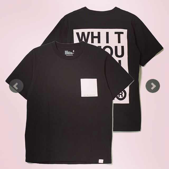 White Mountaineering ホワイトマウンテニアリング ポケットTシャツ ブラック LOGO PRINTED POCKET T-SHIRT WM1873502 *@alleyonlineshop *#whitemountaineering #ホワイトマウンテニアリング #tshirt #tシャツ #ポケットtシャツ #バックプリント #通販 #fashion #fashiongram #instafashion #mensfashion #メンズファッション #ストリートファッション #ファッション #streetfashion #お洒落 #お洒落さんと繋がりたい #おしゃれさんと繋がりたい #アウトドア #アウトドアファッション #alleycompany #alleyonlineshop #モノトーン