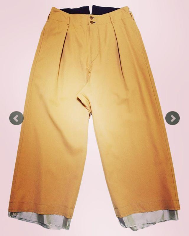 sulvam サルバム ハイウエストパンツ ベージュ hight waist PT SJ-P01-100 ○○#sulvam #サルバム #新作 #パンツ #ワイドパンツ #スラックス #ベー #pants #fashion #fashiongram muwcocoa #mensfashion #instafashion #ファッション #メンズファッション #通販サイト #ファッション通販 #セレクトショップ #オンラインショップ #ネットショップ #お洒落さんと繋がりたい #おしゃれさんと繋がりたい #お洒落好きな人と繋がりたい #alleycompany #alleyonlineshop