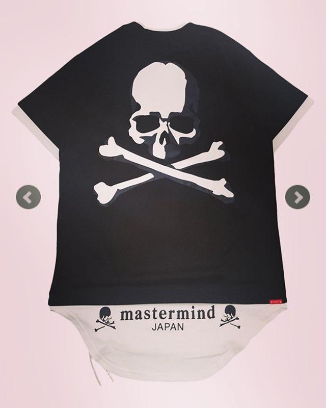 mastermind JAPAN マスターマインドジャパン 半袖Tシャツ 天竺 レギュラーフィット プリント ブラック×ホワイト MJ18E02-TS085-900 ○○#mastermindjapan #マスターマインドジャパン #mastermind #マスターマインド #新作 #tシャツ #tshirt #重ね着 #skull #スカル #fashion #fashiongram #mensfashion #instafashion #ファッション #メンズファッション #ストリートファッション #ラグジュアリーブランド #セレクトショップ #オンラインショップ #ネットショップ #ファッション通販 #通販サイト #通販 #shopping #alleycompany #alleyonlineshop #おしゃれさんと繋がりたい #お洒落さんと繋がりたい #おしゃれな人と繋がりたい