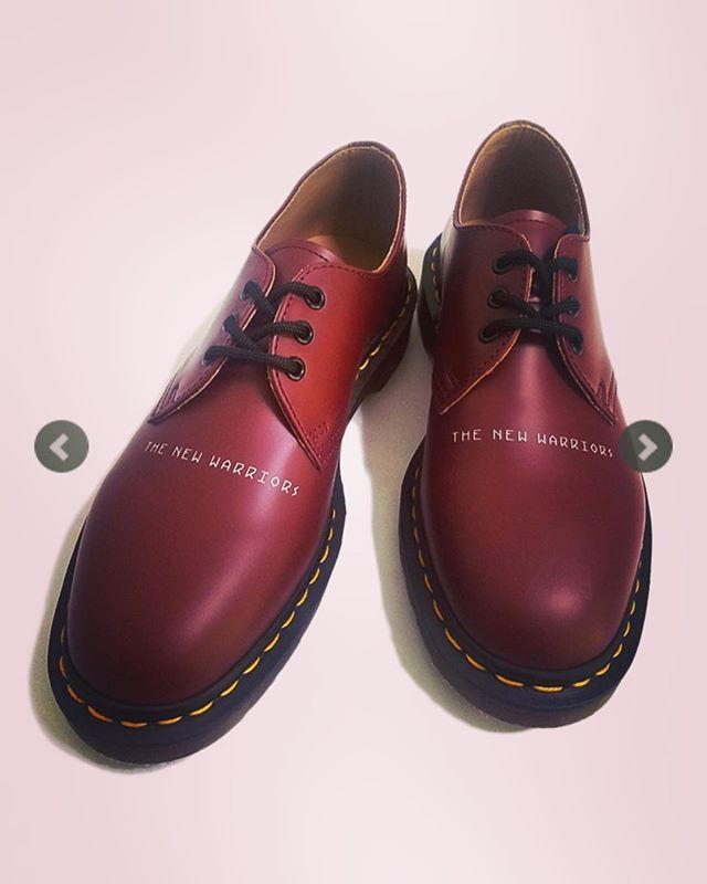 UNDERCOVER アンダーカバー × Dr.Martens/ドクターマーチン 3ホール シューズ ボルドー 3HOLE SHOES THE NEW WARRIORS UCW4F03 ○○#undercover #アンダーカバー #新作 #drmartens #ドクターマーチン #ドクターマーチン3ホール #シューズ #靴 #shoes #shoestagram #instashoes #fashion #fashiongram #mensfashion #instafashion #ファッション #メンズファッション #ストリートファッション #セレクトショップ #オンラインショップ #ネットショップ #通販 #通販サイト #ファッション通販 #alleycompany #alleyonlineshop #おしゃれさんと繋がりたい #お洒落さんと繋がりたい #おしゃれな人と繋がりたい #instafollow