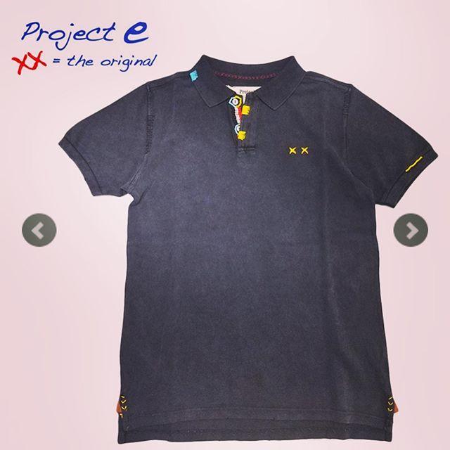 Project e プロジェクトイー ポロシャツ ブラック ヴィンテージウォッシュ SLIM 910991364024 / projecte プロジェクト イー 鹿の子 ○○#projecte #プロジェクトイー #poloshirt #polo #ポロシャツ #ポロ #ヴィンテージ #fashion #fashiongram #instafashion #mensfashion #ファッション #メンズファッション #ファッション通販 #通販 #セレクトショップ #オンラインショップ #ネットショップ #ストリートファッション #アメカジ #alleycompany #alleyonlineshop #お洒落さんと繋がりたい #おしゃれな人と繋がりたい #おしゃれさんと繋がりたい #おしゃれ好きな人と繋がりたい