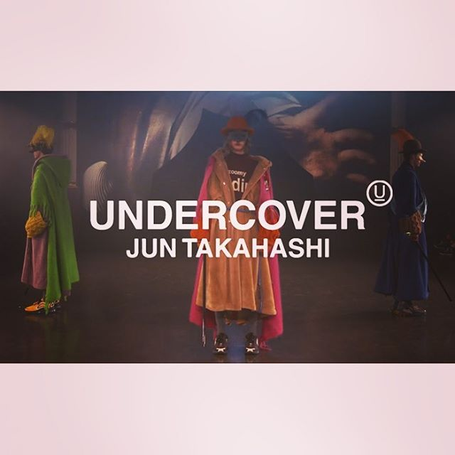 UNDERCOVER/アンダーカバー 正規取扱通販サイトALLEY OnlineShop