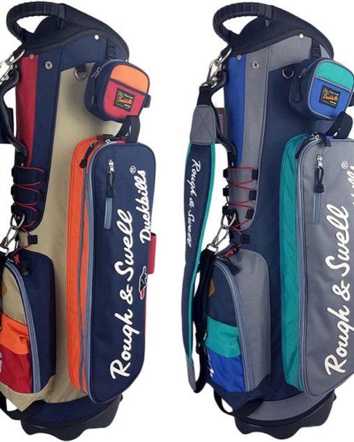 rough&swell ラフアンドスウェル キャディバッグ M.Caddy YOSEMITE RSA-20001/ ラフ&スウェル ゴルフ