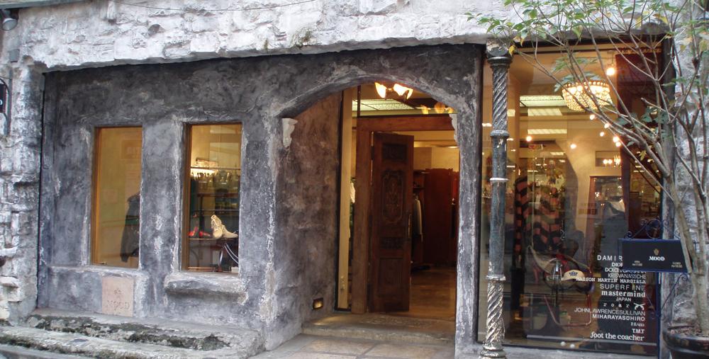 MOOD店舗画像