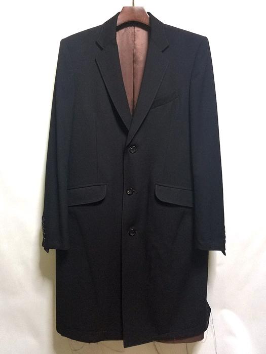 sulvam サルバム ロングジャケット ブラック long JKT SK-J02-100