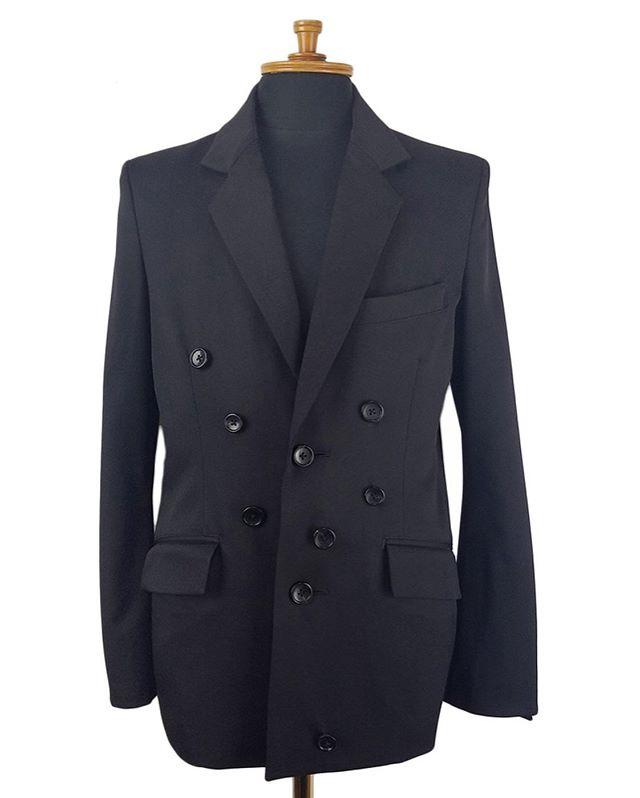 sulvam サルバム Button's single JKT ボタンシングルジャケット ブラック SL-J01-100 / ジャケット