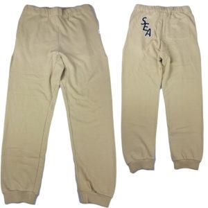 WIND AND SEA ウィンダンシー S-E-A SWEAT PANTS スウェットパンツ ベージュ WDS-19A-PT-01 /パンツ