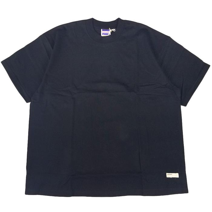 NAISSANCE ネサーンス GOAT T-SHIRT ブラック 20S-NSA-CS-14 / Tシャツ