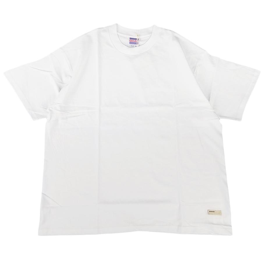 NAISSANCE ネサーンス GOAT T-SHIRT ホワイト 20S-NSA-CS-14 / Tシャツ