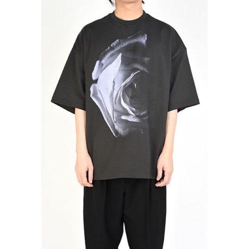 LAD MUSICIAN ラッドミュージシャン SUPER BIG T-SHIRT スーパービッグTシャツ ステルスカーキ 2120-833 / カットソー
