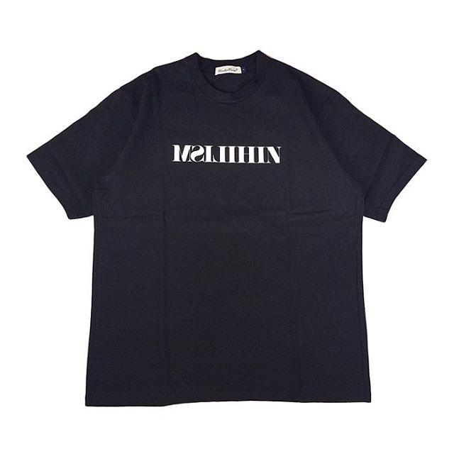 UNDERCOVER アンダーカバー TEE NIHILISM Tシャツ ブラック UCY3809