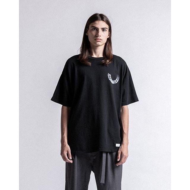 STAMPD スタンプド Speed Tee Tシャツ ブラック SLA-M2258TE