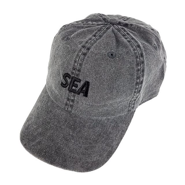 WIND AND SEA ウィンダンシー SEA P-DYE CAP WDS-20S-GD-02