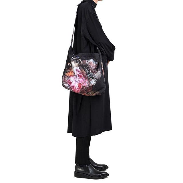 LAD MUSICIAN ラッドミュージシャン BAG FLOWER バッグ フラワー ローズ 2120-931 / 花柄 フラワー