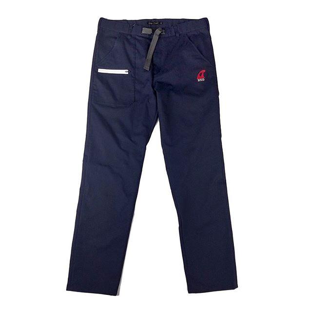 rough&swell ラフアンドスウェル MOORE SPRING PANTS ムーアパンツ ネイビー RSM-20077 / ラフ&スウェル ゴルフウェア メンズ
