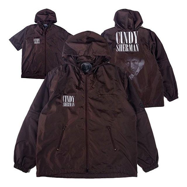 UNDERCOVER アンダーカバー ナイロンタフタアーミーパーカー Cindyprint #92 ダークブラウン UCY4208-2 ブルゾン
