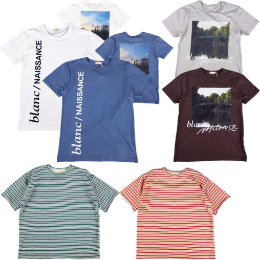 NAISSANCE ネサーンス 2020ss Tシャツ&カットソー