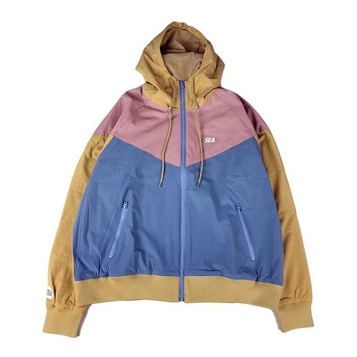 【4月4日昼12時発売】WIND AND SEA ウィンダンシー WDS HOODED ZIP-UP JACKET(CITY) フードジップアップジャケット ベージュ WDS-20S-JK-04 ・・税込20,900円 ・・#windandsea #windandseawear #ウィンダンシー#jacket#blouson#ジャケット#ブルゾン#フードジャケット#フードブルゾン#ジップアップジャケット #mensfashion #メンズファッション #instafashion #fashionstagram #selectshop #セレクトショップ #オンラインショップ#ネットショップ#streetfashion #streetstyle #streetwear #ストリートファッション #通販サイト#ファッション通販 #ファッション通販サイト#正規取扱店 #正規品 #alleyonlineshop#alleycompany #mood