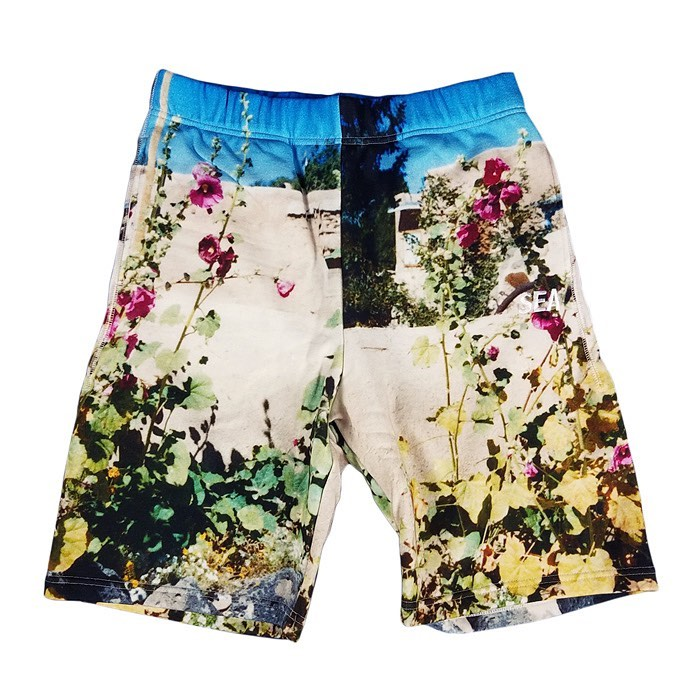 WIND AND SEA ウィンダンシー WDS PHOTO SWEAT SHORTS ショートパンツ WDS-20S-PT-08