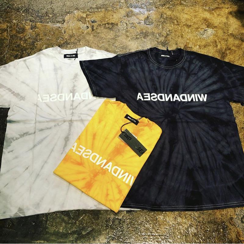 WIND AND SEA ウィンダンシーの新作Tシャツ WDS TIE-DYE TEE WDS-20S-CS-04 1