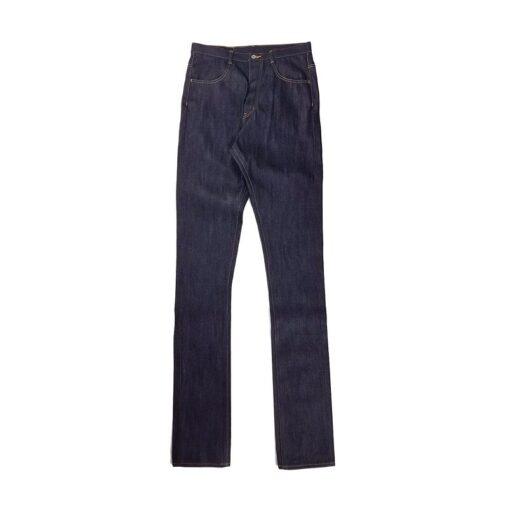 sulvam サルバム Mens straight denim pants ストレート デニムパンツ インディゴ SM-P13-090