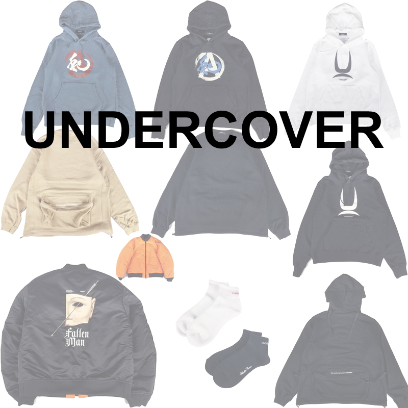 UNDERCOVER/アンダーカバー 20AW COLLECTION START 新作紹介