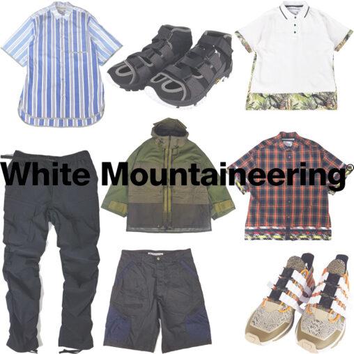 White Montaineering/ホワイトマウンテニアリング 2020SSを見てみよう