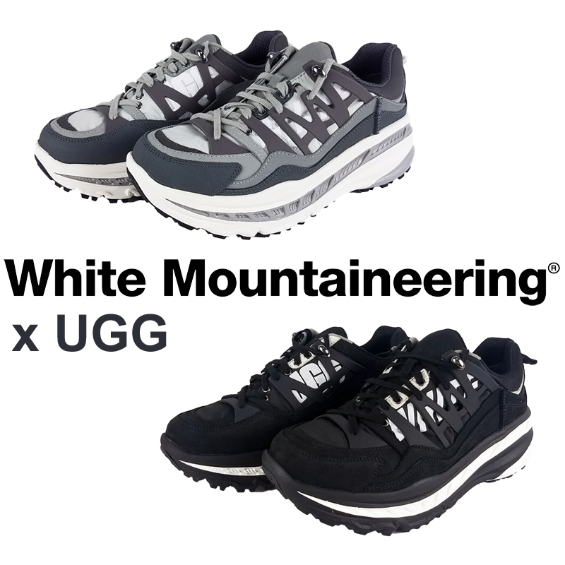 White Mountaineering x UGG コラボスニーカー