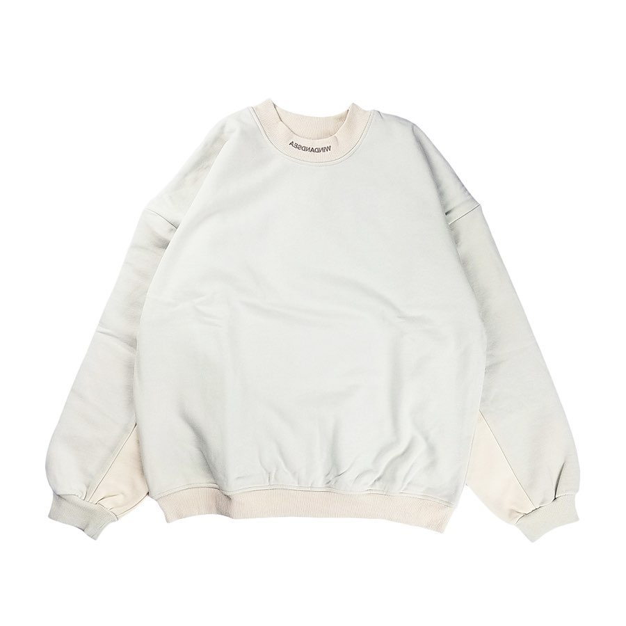 WIND AND SEA ウィンダンシー WDS (2T) SWEAT SHIRTS スウェット ライトブルー WDS-20A-TPS-02