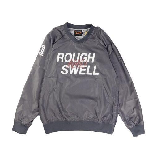 rough&swell ラフアンドスウェル CHIC LOGO SNEAD スニードジャック グレー RSM-20246 / ゴルフウェア メンズ ラフ&スウェル