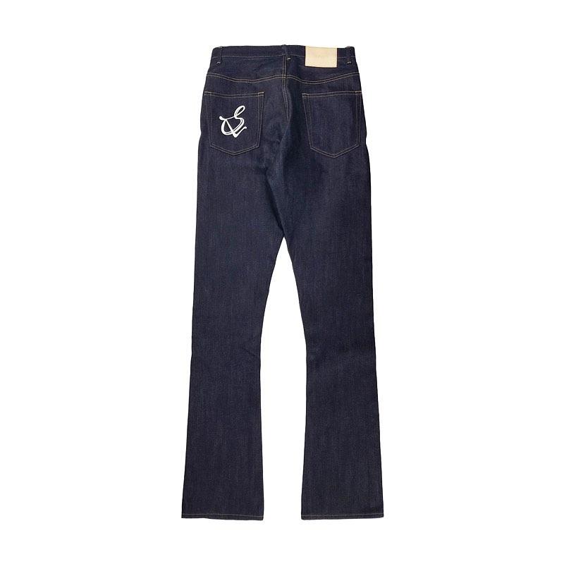 【商品紹介】sulvam サルバム Mens Boot cut denim pants ブーツカット デニムパンツ インディゴ SM-P14-090sulvam/サルバム商品はALLEY Onlineshopにてご購入頂けます。プロフィールからECサイトもご覧頂けます。お問い合わせはサイトからお気軽にご連絡下さい。#sulvam#サルバム#2020AW#2020秋冬#alleyonlineshop#alleycompany#mensfashion #メンズファッション #modefashion #モードファッション #streetfashion #ストリートファッション #selectshop #セレクトショップ #mensselectshop#メンズセレクトショップ#mood#instafashion#fashiongram#ファッション通販#通販サイト#ネットショップ#栃木#宇都宮#tochigi#utrunomiya#宇都宮セレクトショップ#denim#デニム#デニムパンツ