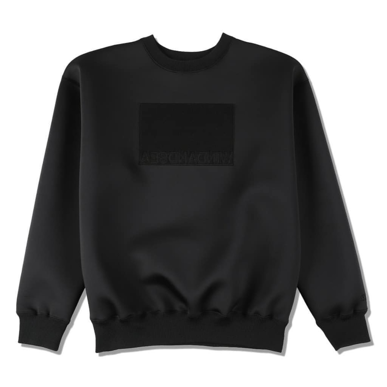 WIND AND SEA 新作スウェット発売 11月21日 WDS BOX CBK SWEAT TOPS BLACK WDS-20A-TPS-04-