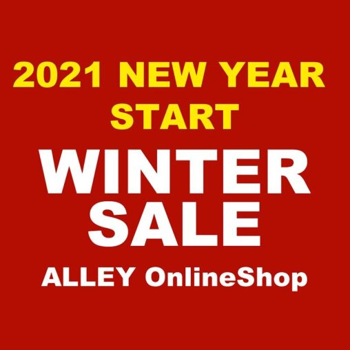 ALLEY WINTER SALE 2021